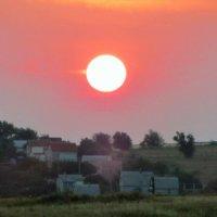 закатное :: Zhanna Yrkovskaua