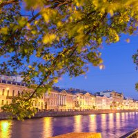 Ночной Санкт-Петербург. :: Julia Martinkova