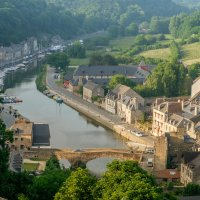 Dinan, Bretagne, France :: Илья Зускович