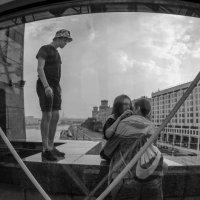 На мосту :: Алексей Видов