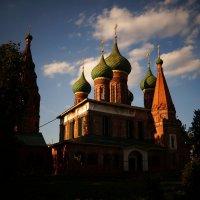 Церковь Николы Мокрого :: kolyeretka