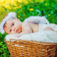 Самый красивый ангелочек :: Светлана Светленькая