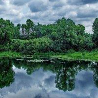 Между осенью и летом... :: Лесо-Вед (Баранов)