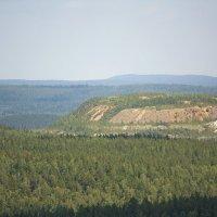 Вид с горы Большой камень на запад :: Александр Иванов
