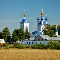 Успенский монастырь :: Леонид Иванчук