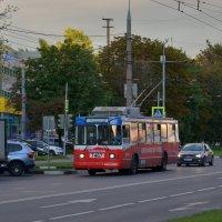 Троллейбус ЗиУ-682ГМ1 №7467 :: Денис Змеев