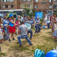 Соревнование пап и дедушек. :: Валерий Кабаков