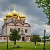 Иверский собор. :: Юрий Шувалов