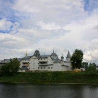 Георгиевский монастырь в Мещевске :: Алексей Дмитриев