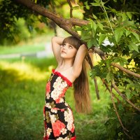 детская фотосессия :: Оля Грушевская