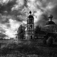 Вепрева Пустынь, Церковь Успения Пресвятой Богородицы :: Евгений Жиляев
