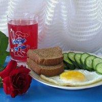 Завтрак на скорую руку :: Татьяна Смоляниченко