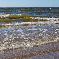 Неспокойное море :: Alexander
