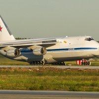 Ан-124-100 RA-82035 :: Наталия Женишек