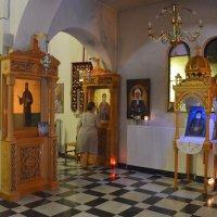 Матрона Московская есть и в обычной греч.церкви! :: Оля Богданович