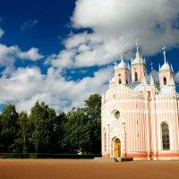 Чесменская церковь. Санкт-Петербург :: Арина Зотова