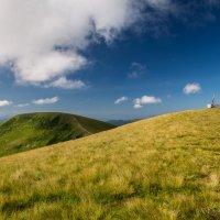 Карпаты. Вид с горы Геришаска :: ViP_ Photographer