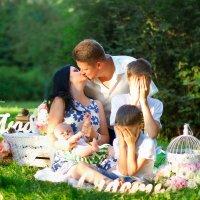 семья :: Зоя Kononenko