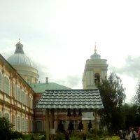 Колокала в Александра-Невской Лавре. (Санкт-Петербург). :: Светлана Калмыкова