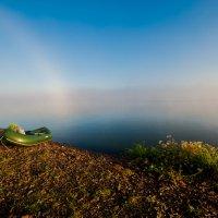 Утро на озере :: Виктор