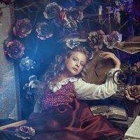 Алиса в стране чудес :: Анастасия Бембак