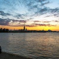 Петербург. Классический рассвет. :: Valerii Ivanov