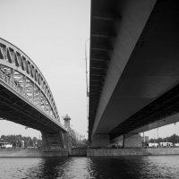 Мосты :: Юрий Дружинин