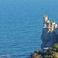 символ Южного  Берега Крыма :: valeriy g_g