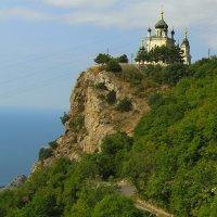 Форосская церковь :: valeriy g_g