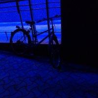Синий.Велосипеды. :: G Nagaeva