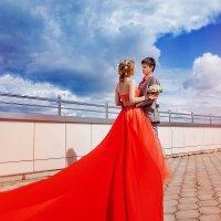 В красках небес :: Ульяна Смирнова