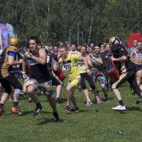 Международная гонка Tough Viking 2016 в Кузьминках. :: Жанна Кедрова