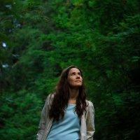 В лесу :: Анна Черноскутова