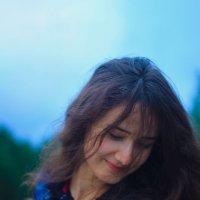 Ветер в волосах :: Анна Черноскутова