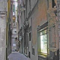 Улочки Генуи :: Tata Wolf