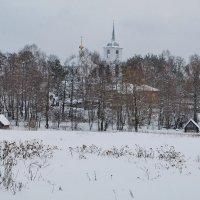 Село Цыкул, вид на храм :: Валерий Толмачев