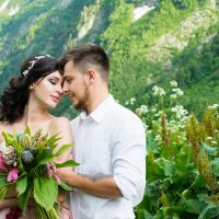 Свадьба Артема и Хавы :: Елена Полякова