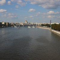 Лето над Москвой :: Николай П