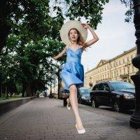 walk in St. Petersburg :: Сергей Бабичев
