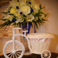 свадьба в синих тонавх :: Юлия Евсейко