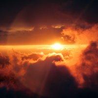 Закат в горах :: Василиска Переходова