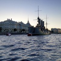 Обновленная Аврора :: serg Fedorov