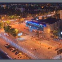 Комсомольская площадь :: Антон Сологубов