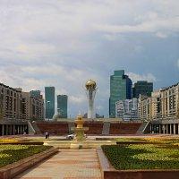 Мой любимый город :: Галина Стрельченя