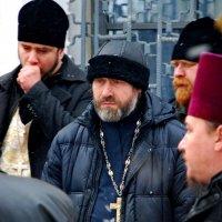 Портрет священника :: Валерий Толмачев