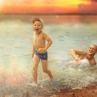 Моменты детства.... :: Юлия Журавлёва