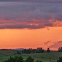 Оранжевое небо... :: Serz Stepanov