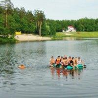 Занятия на воде :: Лидия (naum.lidiya)