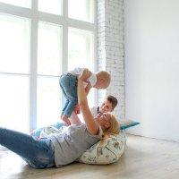 Фотосессия замечательной семьи :: Анастасия Кисель