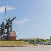 Памятник Солдату и Матросу :: Дмитрий Сиялов